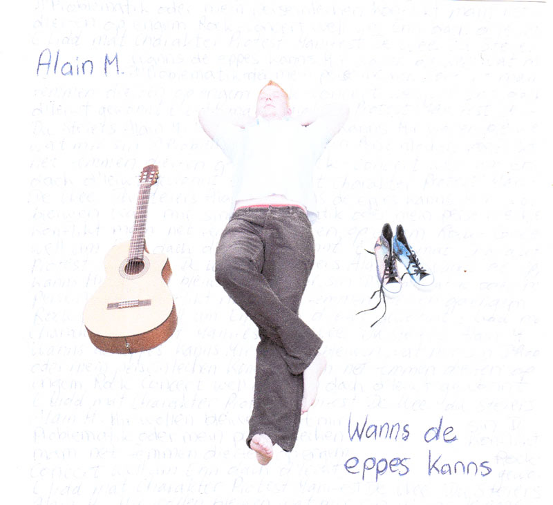 Alain M. - Wanns de eppes kanns (Front Cover) | Click to enlarge