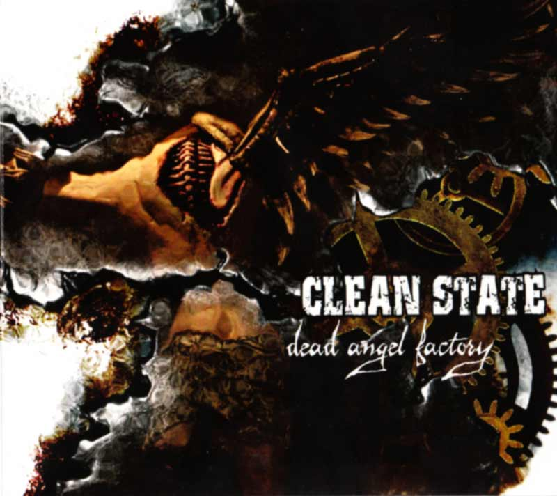 Clean State - Dead Angel Factory (Front Cover) | Click to enlarge