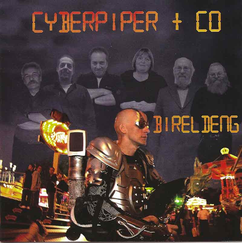 Cyber Piper - Bireldeng (Front Cover) | Click to enlarge