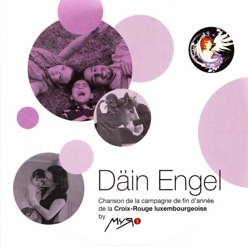 Myro - D�in Engel (Front Cover) | Click to enlarge