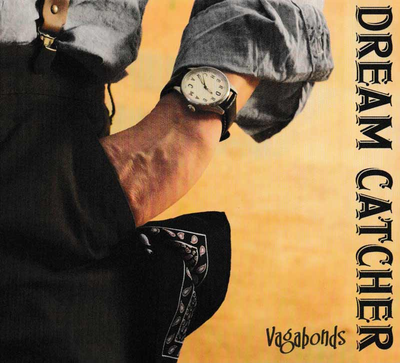 Dream Catcher - Vagabonds (Front Cover) | Click to enlarge