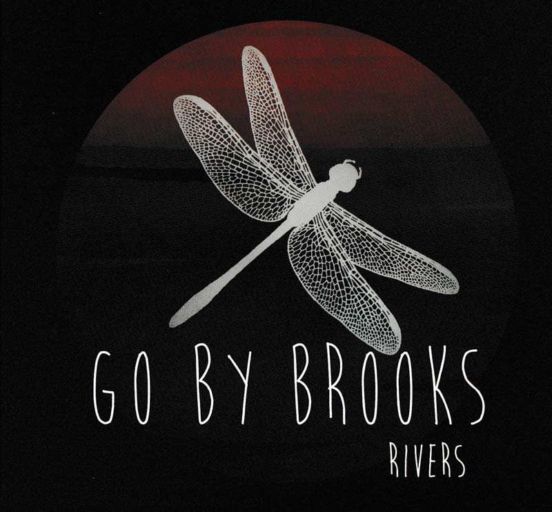 Go By Brooks - Rivers (Front Cover) | Click to enlarge