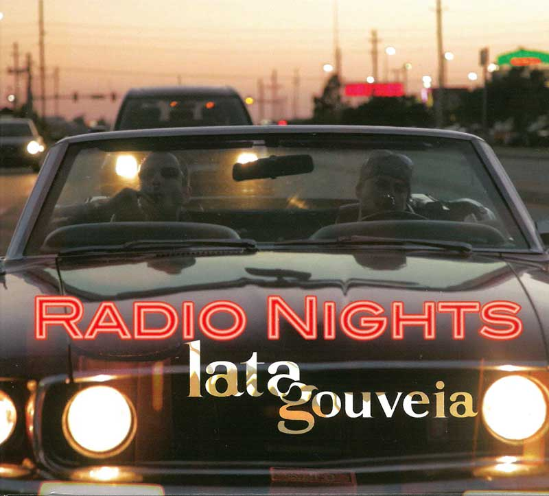 Gouveia Lata - Radio Nights (Front Cover) | Click to enlarge