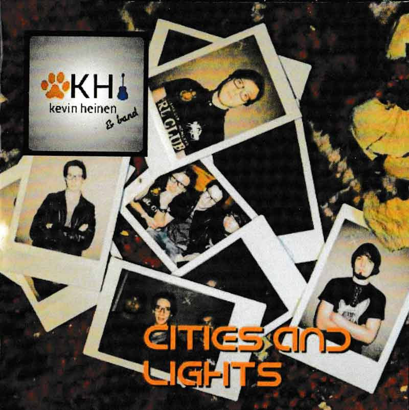 Heinen Kevin - Cities & Lights (Front Cover) | Click to enlarge