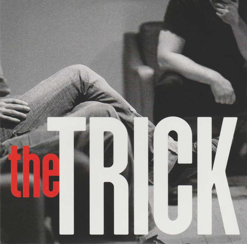 The Trick - The Trick (Front Cover) | Click to enlarge