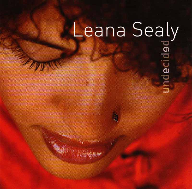 Sealy Leana - Undecided (Front Cover) | Click to enlarge