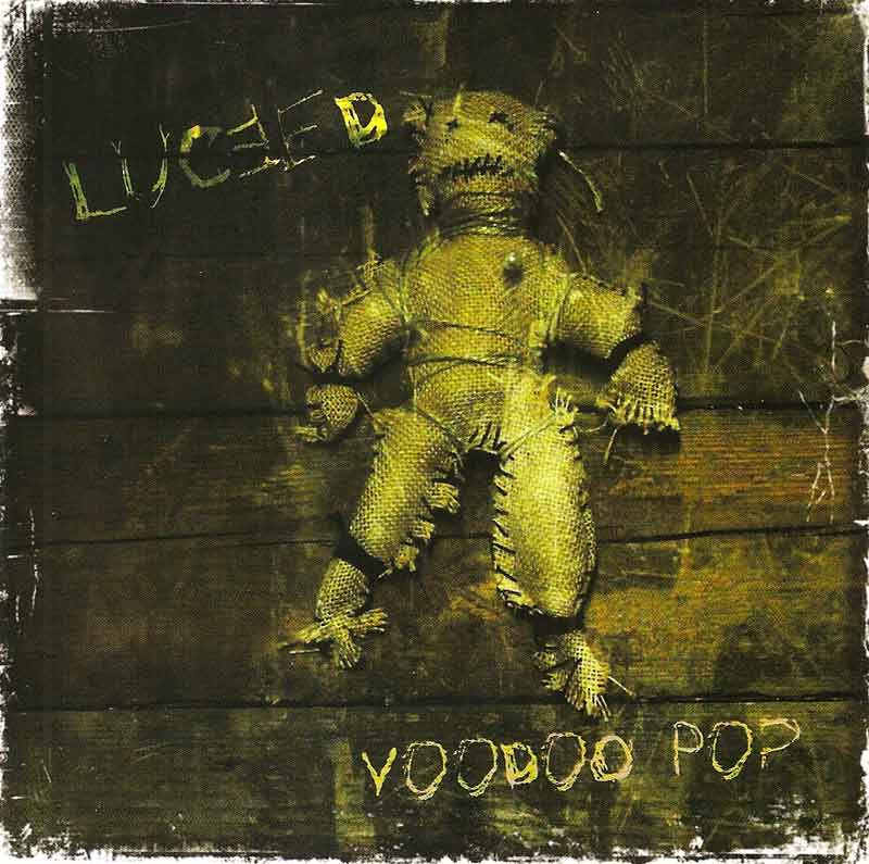 Luceed - Voodoo Pop (Front Cover) | Click to enlarge