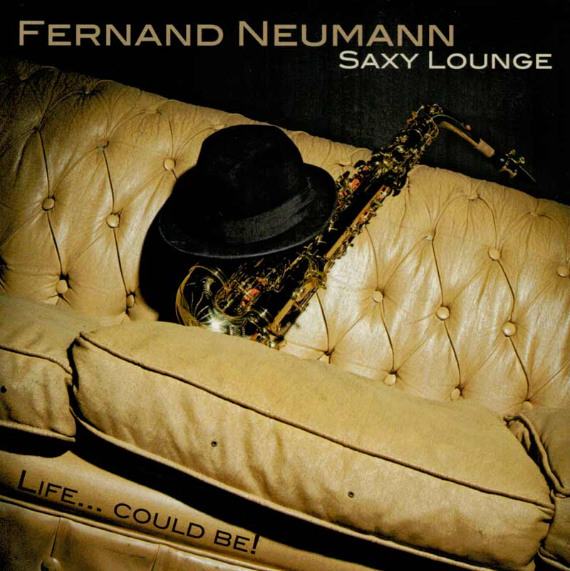 Neumann Fernand - Saxy Lounge (Front Cover) | Click to enlarge