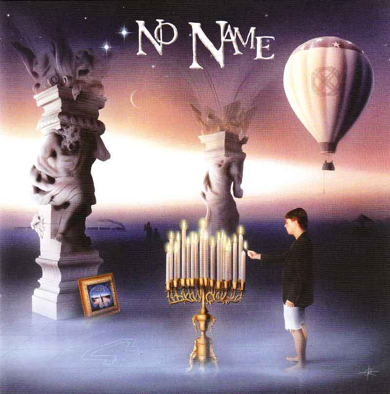 No Name - 20 Candles (Front Cover) | Click to enlarge
