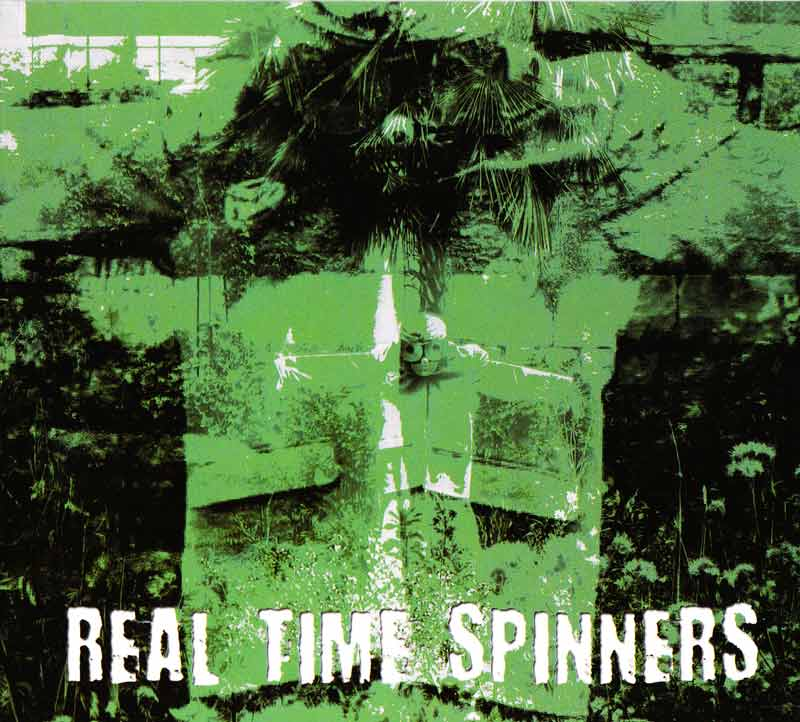 Real Time Spinners - Real Time Spinners (Front Cover) | Click to enlarge