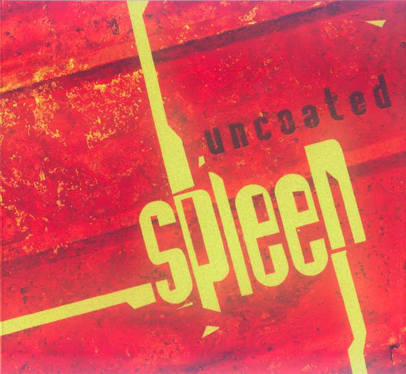 Spleen - Uncoated (Front Cover) | Click to enlarge