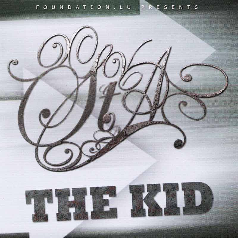 StA - The Kid (Front Cover) | Click to enlarge