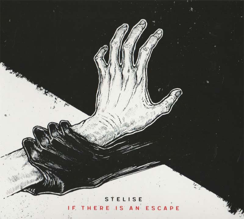 Stelise - If Ther is an Escape (Front Cover) | Click to enlarge