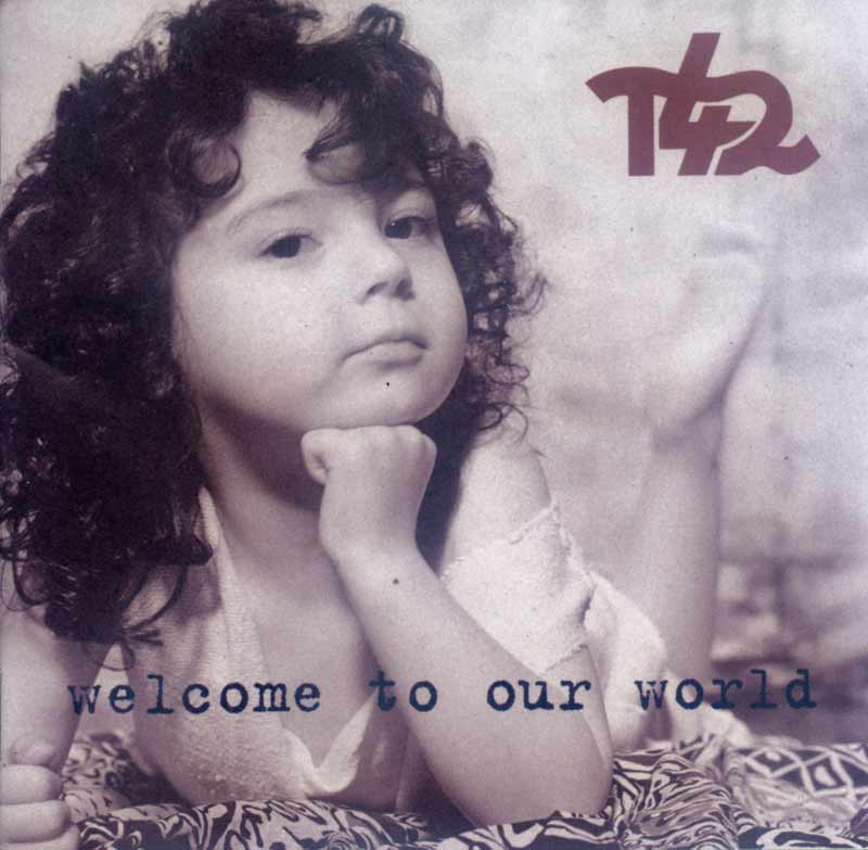 T42 - Welcome to our World (Front Cover) | Click to enlarge