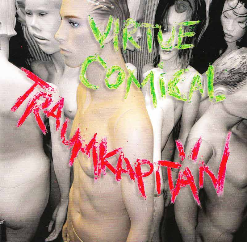 Traumkapit�n - Virtue Comical (Front Cover) | Click to enlarge