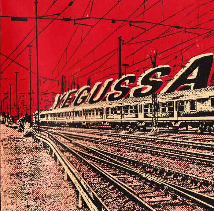 Yegussa - Yegussa (Front Cover) | Click to enlarge