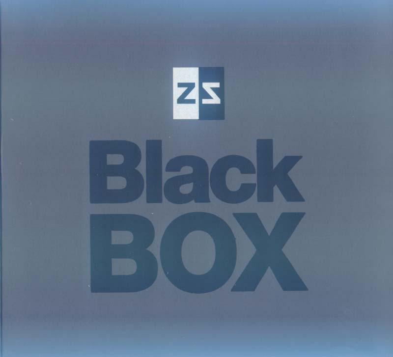 Zap Zoo - Black Box (Front Cover) | Click to enlarge