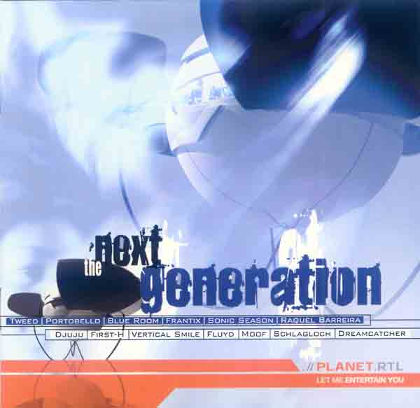 Planet Luxembourg - Next Generation (Front Cover) | Click to enlarge