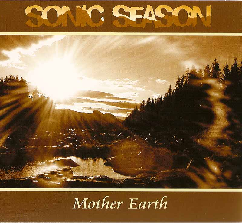 Sonic Season - Mother Earth (Front Cover) | Click to enlarge