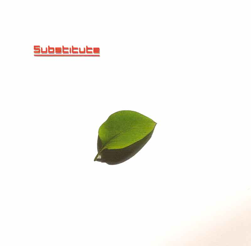 Substitute - Substitute (Front Cover) | Click to enlarge
