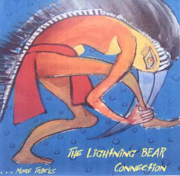 Lightning Bear Connection - More tracks (Front Cover) | Click to enlarge