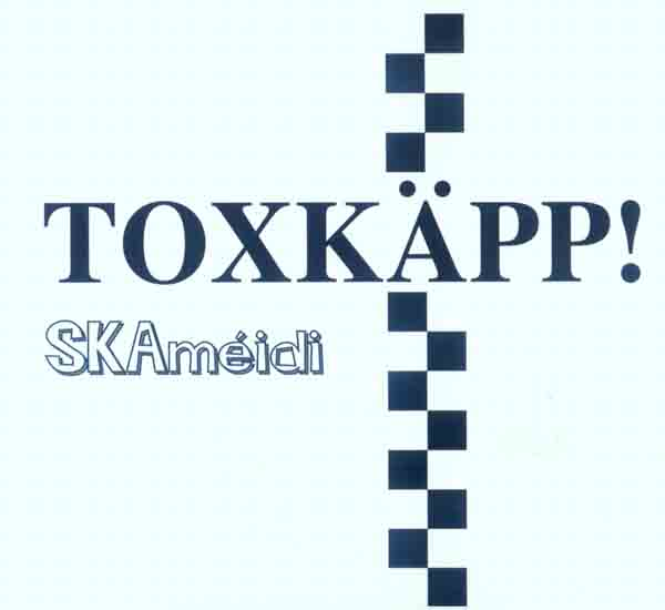 Toxk�pp - Skameidi (Front Cover) | Click to enlarge
