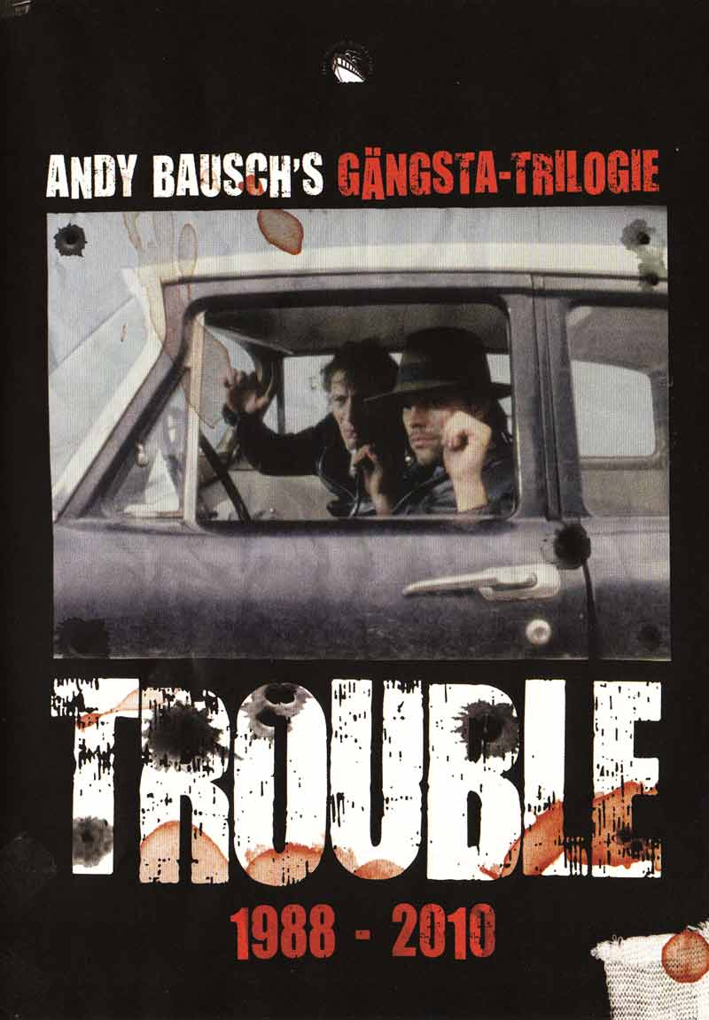 Bausch Andy - Troublebox (Front Cover) | Click to enlarge