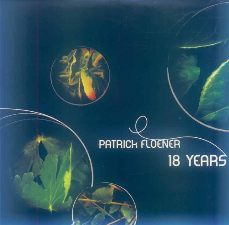 Floener Patrick - 18 Years (Front Cover)