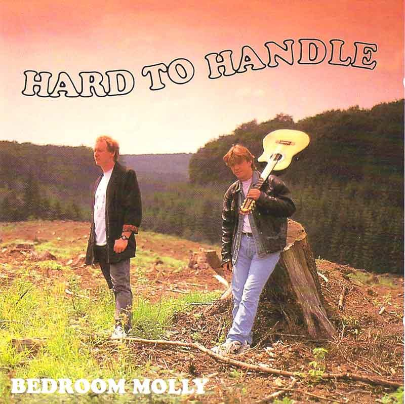 Hard to Handle - Bedroom Molly (Front Cover)