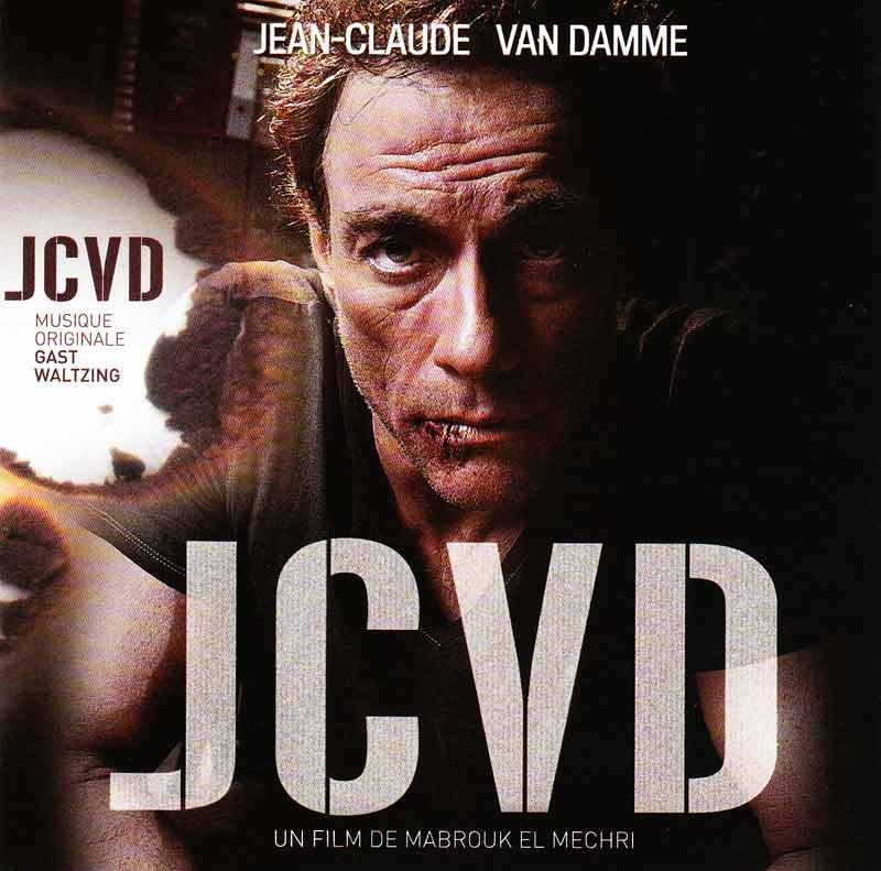 JCVD - O.S.T. JVCD  (Front Cover)