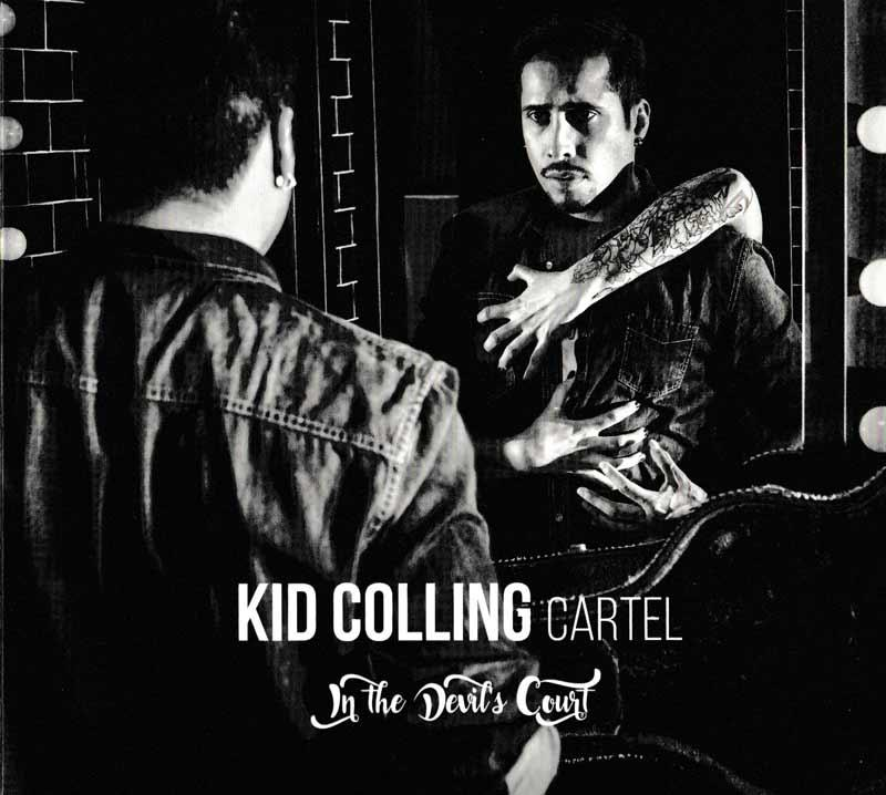 Kid Colling Cartel - In the Devil s Court (Front Cover)