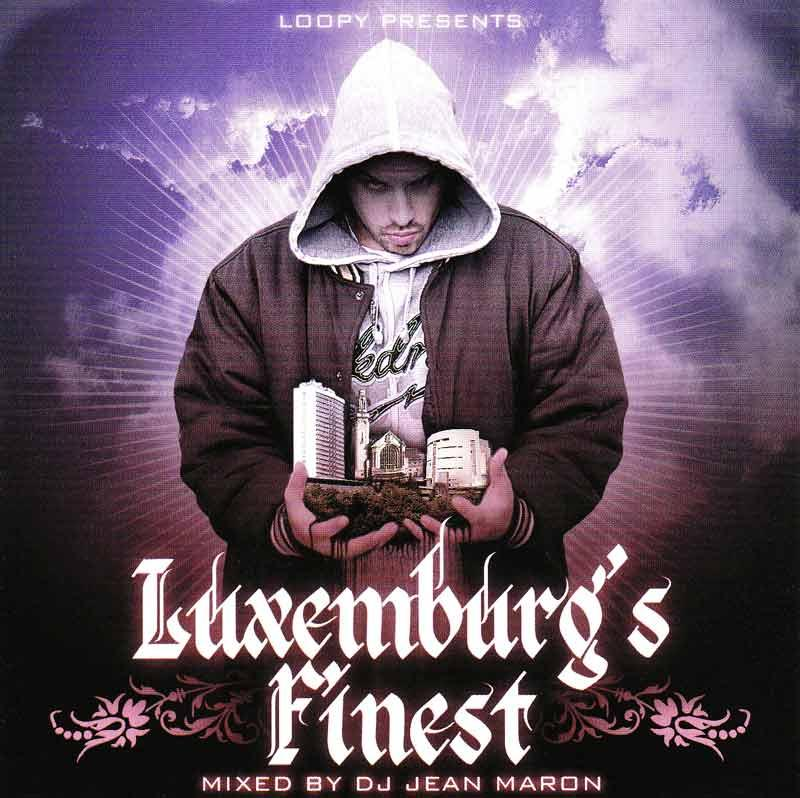 Loopy - Luxembourg's Finest (Front Cover)