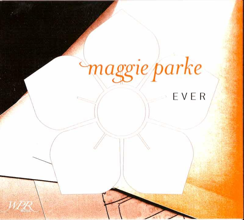 Parke Maggie - Ever (Front Cover)