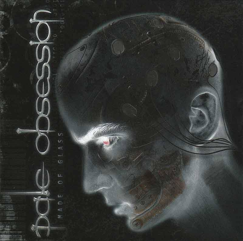 Pale Obsession - Made of Glass (Front Cover)
